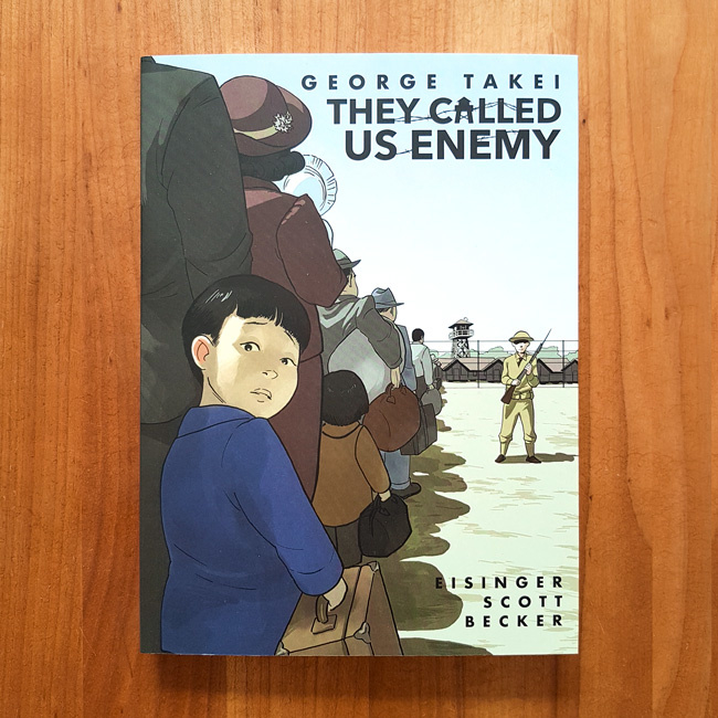 'The Called Us Enemy' - George Takei