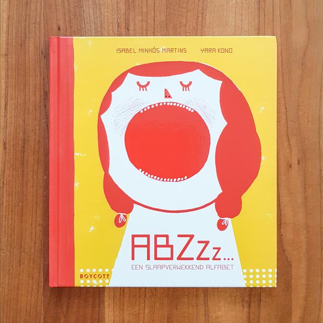 'ABZzz… een slaapverwekkend alfabet' - Martins | Kono