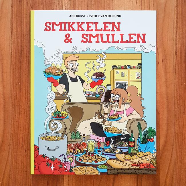 'Smikkelen en Smullen' - Borst | van de Bund