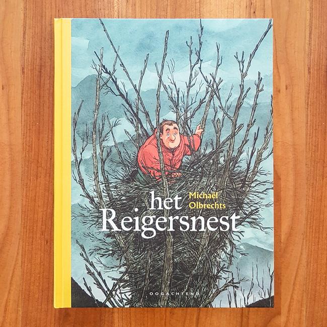 'Het Reigersnest' - Michael Olbrechts