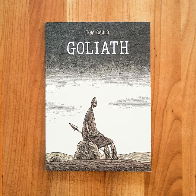 'Goliath' - Tom Gauld