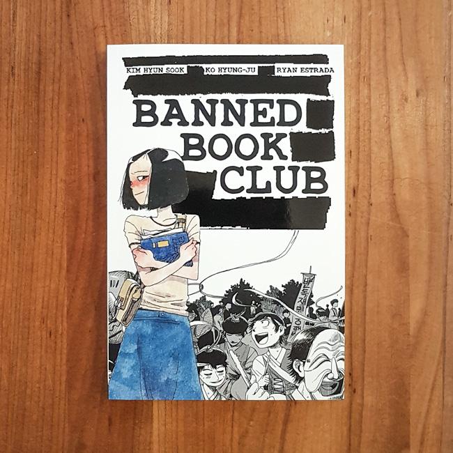 'Banned Book Club' - Hyun Sook   Ko Hyung-Ju   Ryan Estrada
