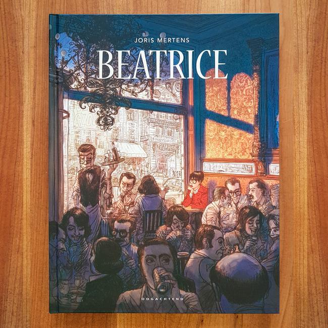 'Beatrice' - Joris Mertens