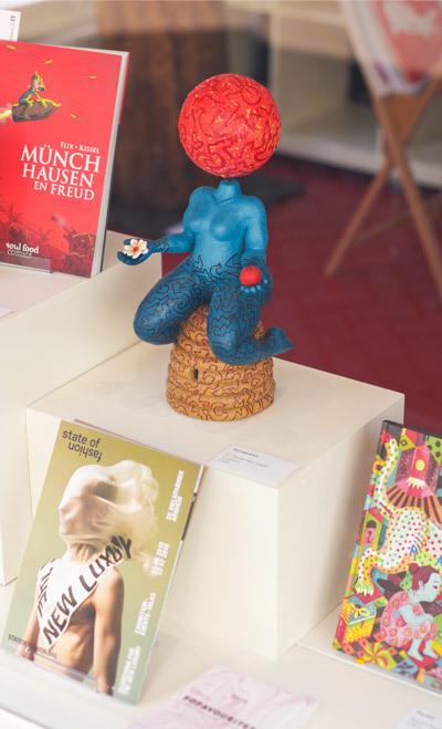 galerie Studio Hoekhuis Modekwartier Arnhem