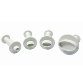PME Miniature Oval Plunger Cutter L 14mm