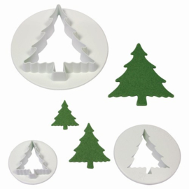 PME Christmas Tree Cutter set/3