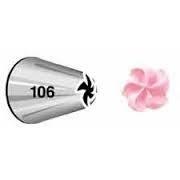 Wilton Decorating Tip #106 Dropflower