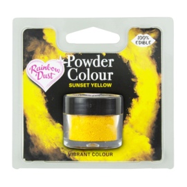 Powder Colour Sunset Yellow (Code: POW247)