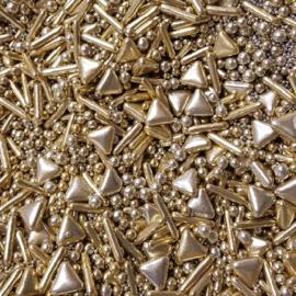 Tasty Me - Medley All Gold Sprinkles 150g