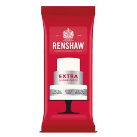 Renshaw Extra - Rolfondant Wit - 1 kg (Code: 02808)