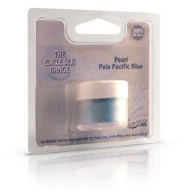 RD Edible Silk - Pearl Pale Pacific Blue (Code: ESK219)