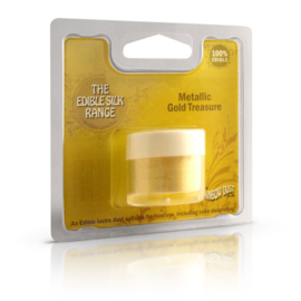 RD Edible Silk - Metallic Golden Treasure (Code: ESK209)