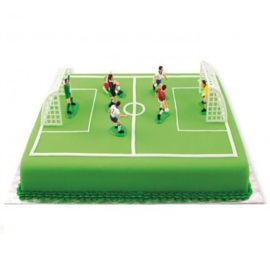 PME Voetbal Taarttopper Set/9