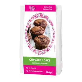 Tasty Me - Choco Cupcake / Cake Mix Glutenvrij 400g