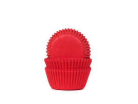 House of Marie Mini Baking Cups Red Velvet pk/60 [HM1982]