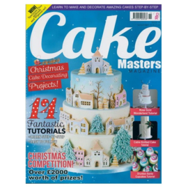 Cake Masters Magazine Issue 74 November 2018