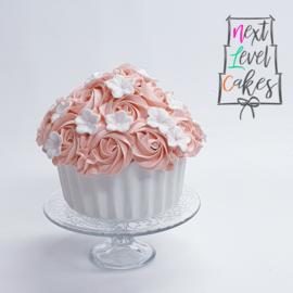 Smash Cake - Giant Cupcake