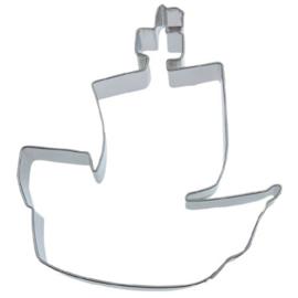 Koekjesuitsteker Piratenschip RVS