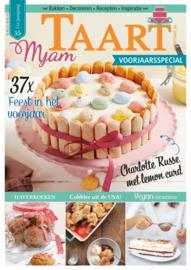 Mjam Taart Magazine - nummer 55