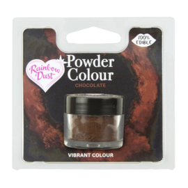 Powder Colour Chocolate (Code: POW210)