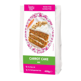Tasty Me - Wortel Cake Mix Glutenvrij 400g