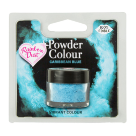 Powder Colour Caribbean Blue (Code: POW207)