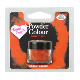 Powder Colour Tomato Red (Code: POW226)