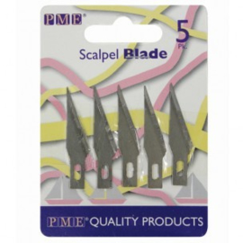 PME Spare Blades for PME Craft Knife-Scalpel Pk/5