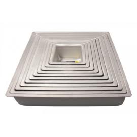 PME Deep Square Pan 10 x 10 x 7,5 cm