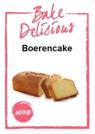 Bake Delicious - Boerencake 400gr
