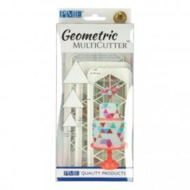 PME Geometric Multicutter Triangle Set/3