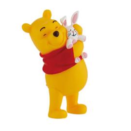 Disney Figuur Winnie de Poeh - Winnie & Konijn [12328]