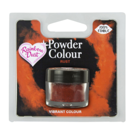 Powder Colour Rust (Code: POW240)