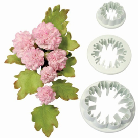PME Carnation Cutter set/3