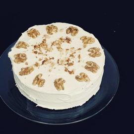Carrot Cake met Cream Cheese Frosting