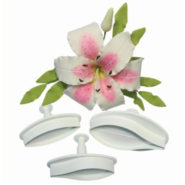 PME Lily Plunger Cutter M set2