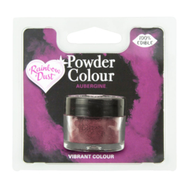 Powder Colour Aubergine (Code: POW201)