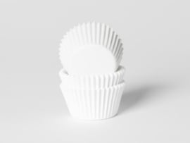 House of Marie Mini Baking Cups Wit pk/60 [HM0527]