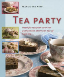 Boek: Tea Party ~ Francis van Arkel
