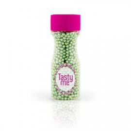 Tasty Me - Parels Metallic Groen 4mm
