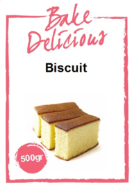 Bake Delicious - Biscuit 500gr