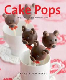 Boek: Cakepops ~ Francis van Arkel