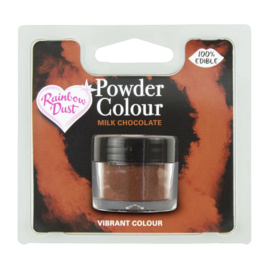 Powder Colour Milk Chocolate (Code: POW222)
