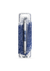 Rainbow Dust - Food Art Pen -  Navy Blue