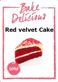 Bake Delicious - Red Velvet  Cake 500gr