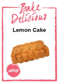 Bake Delicious - Lemon Cake 400gr
