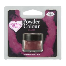 Powder Colour Claret (Code: POW212)