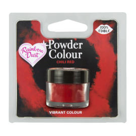 Powder Colour Chilli Red (Code: POW209)