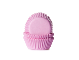 House of Marie Mini Baking cups Licht Roze - pk/60 [HM1616]