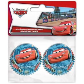 Stor Mini Baking Cups Cars pk/60 [77335]